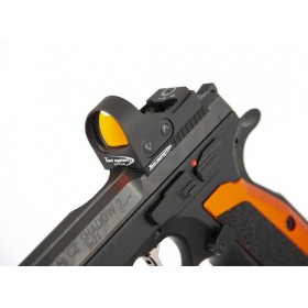 Piastrina per attacco Red Dot CZ Shadow 2 OPTIC READY - Toni System