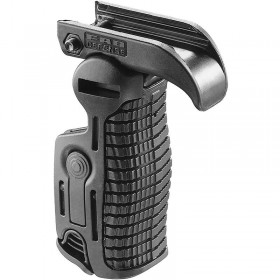Integrated Folding Foregrip and Trigger Cover - Fab Defense