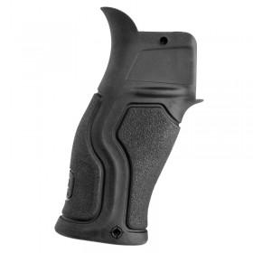 """Grip """"GRADUS"""" 15° rubberized black, for M16/M4/AR15 - Fab Defense"""