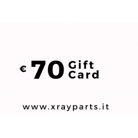 Gift Card € 70