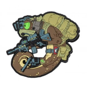 "Patch in PVC ""Chameleon Operator"" - Helikon Tex"
