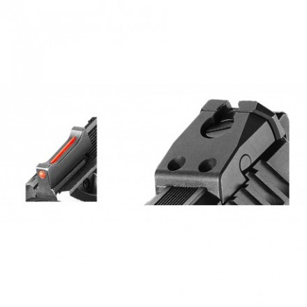 Rear sight + Front sight SHADOW 2
