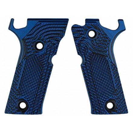 "Grips for Beretta 92X Performance, ""Veloce"" texture - Lok Grips"