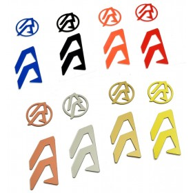 Logo Alpha-X - DAA