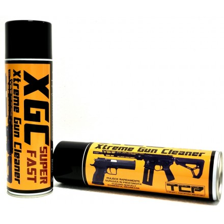 Xtreme Gun Cleaner Spray Target Custom