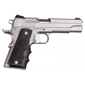 Cobblestone Rubber Grips for Colt Government 1911 - Hogue