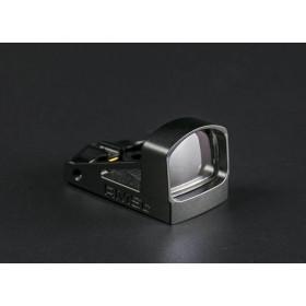 Red Dot Shield Reflex Mini Sight 4 MOA COMPACT, lente in Vetro - Shield