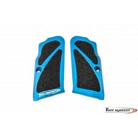 Alluminium X3D Grips for Tanfoglio Stock I/II/III Small Frame, Full size, Palm Swell profile - Toni System