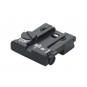 Adjustable rear sight CZ 75 SP-01 LPA