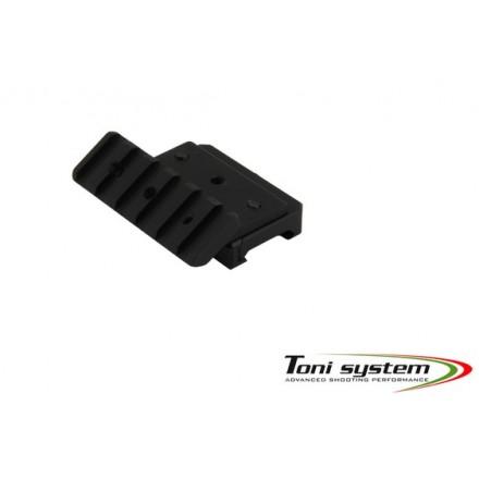 Attacco 30° Toni System