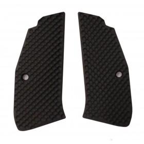 Guancette per CZ 97 Palm Swell (Ergonomiche) BOGIES in G10 - Lok Grips