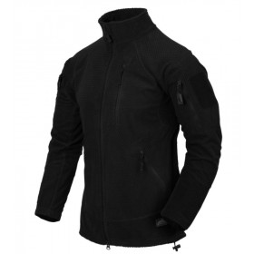 Alpha Tactical Jacket, Grid Fleece - Helikon Tex
