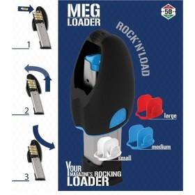 Mec-Loader Universal Magazine Loader, For Pistol Cal 9/40/45/ - Mec-gar