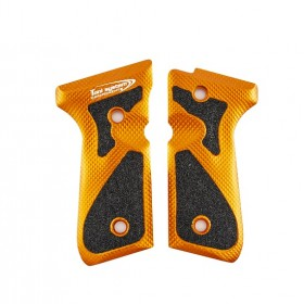 Guancette X3D Grip, profilo Palm Swell, per Beretta 92/96/98, M9A1, Elite LLT - Toni System
