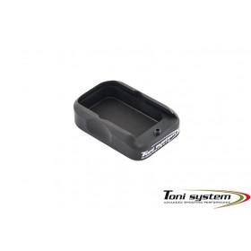 Aluminium Magazine Pad Glock +1 round - Toni System