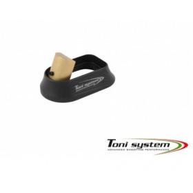 Minigonna Open per Glock Gen. 3 Alluminio - Toni System