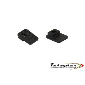 Pulstante Maggiorato Sgancio Caricatore per Glock Gen 3 - Toni System