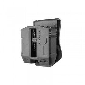 Double Magazine Pouch Scorpus PS-9B, for 9 mm and .40 Steel Magazines - Fab Defense