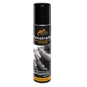 PENETRATING OIL WITH MOS2 100ML (AEROSOL) BLACK - Helikon Tex