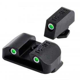 Sight Set Tritium, for Glock - Truglo