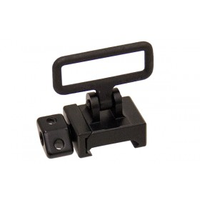 "Picatinny Sling Swivel Mount with 1.25"" Loop - UTG"