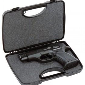 Gun Case, Polypropylene 23,5 cm - Negrini