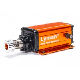 Trimmer Bossoli Elettrico Lyman Case TRIM Xpress 230V - Lyman