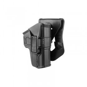 Scorpus MXS 360° Holster, Level 2 Retention, for Glock 21, 45 and CZ P10 - Fab Defense