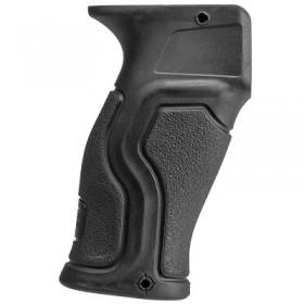 """Grip """"GRADUS"""" 15° rubberized, for AK 74 - Fab Defense"""