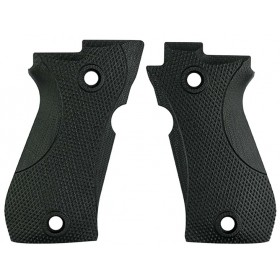 Grips (in G10) for Beretta 84, Thin Checkered - Lok Grips
