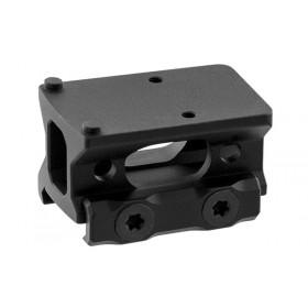 Super Slim Picatinny RMR Mount, Absolute Co-Witness, for Trijicon RMR - UTG