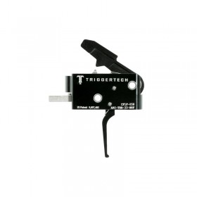 Gruppo di scatto Competitive Flat Black 3.5 Libbre, non regolabile - TriggerTech