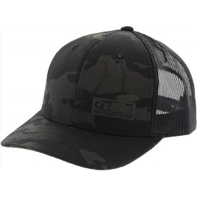 Baseball Cap Mechanix, Black Multicam - Mechanix Wear