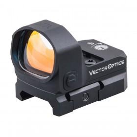 Red Dot Tac Vector Frenzy X 6 MOA, with Picatinny Mount + Tek (Docter/Vortex/Burris) - Vector Optics
