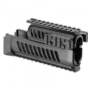 Polymeric Hand Guard Quad-Rail, for AK-47 - Fab Defense